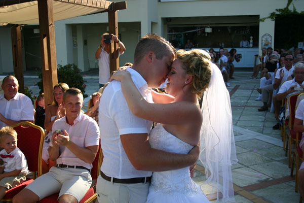 wedding, 2014, skiathos