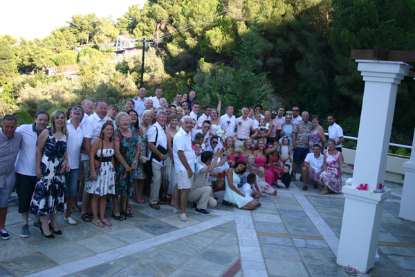 weddings, skiathos 2014